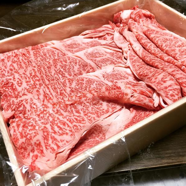 ヒロのすき焼き肉