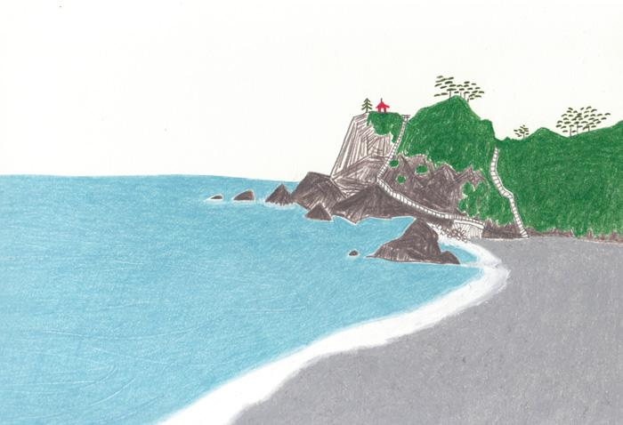 桂浜2014